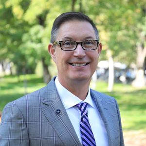 Brian Ellison, Dean of CHSS at AUA